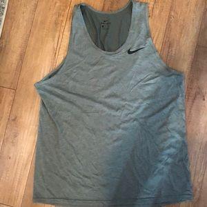 Nike Dri Fit Tank Size XL